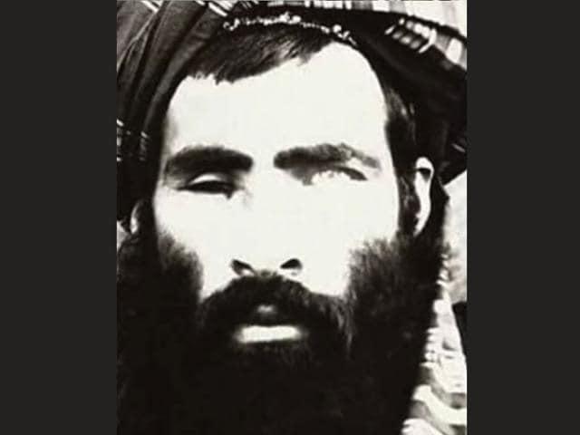 Supreme leader of the Afghan Taliban Mullah Omar. (File photo)