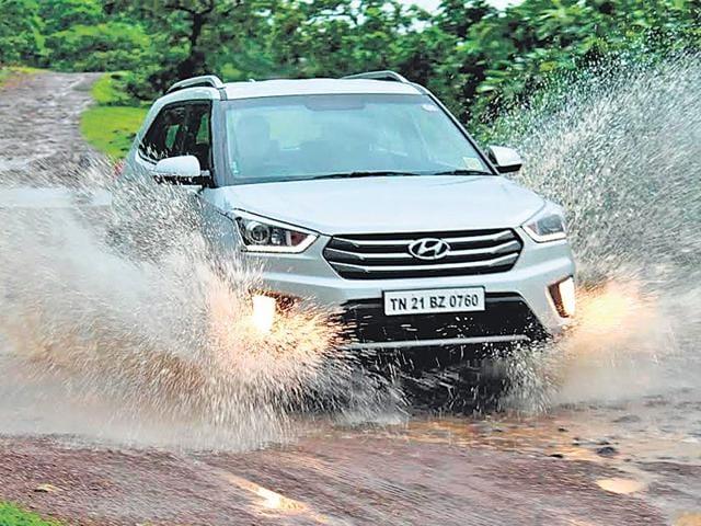 Hyundai Creta This Pseudo Suv Scores On Appearance Design Autos