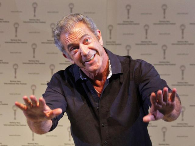 Mel Gibson is set to make a long-awaited directorial comeback. (Shutterstock)