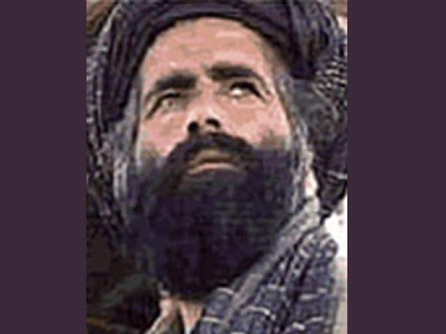 This undated photo, courtesy of the US State Department, shows Mullah Omar. (AFP Photo)