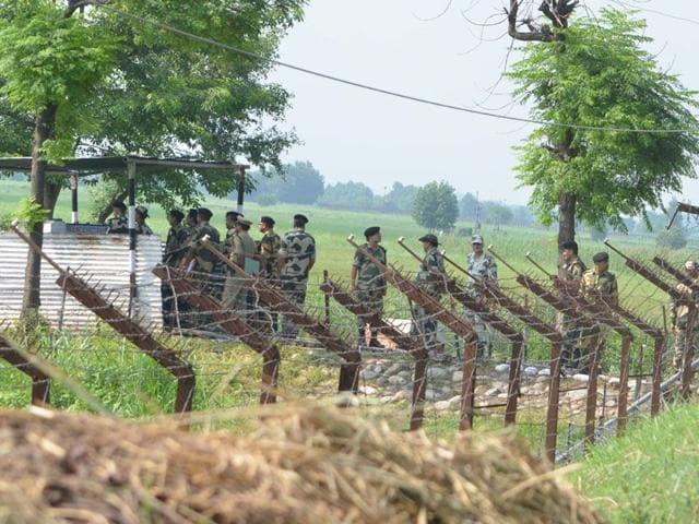 Pahari Pur Border Outpost,GPS devices,Pakistani terrorists