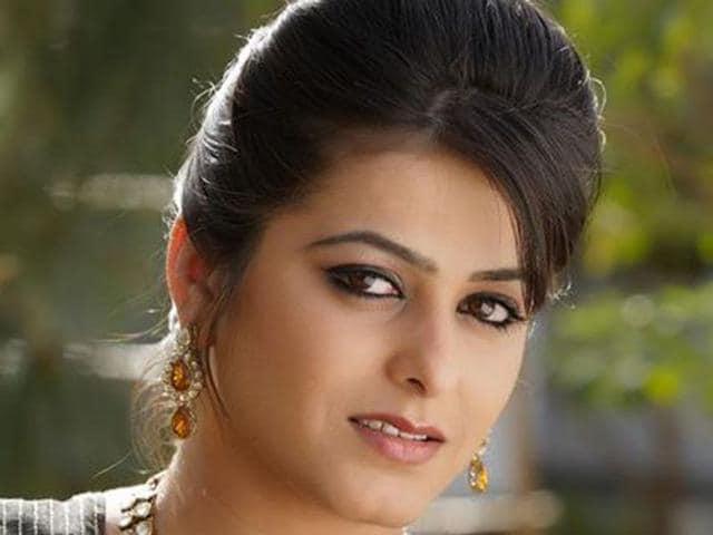 Punjabi film actress, Anshu Sawhney (courtesy-Facebook page)
