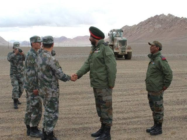 To improve ties, India and China hold meet at Daulat Beg Oldie ...