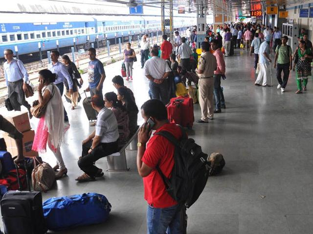 construction work,Chandigarh railway station,Chandigarh-Ludhiana special train