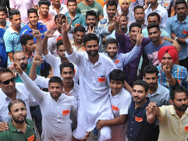 PU,Students' Council elections,PUSU
