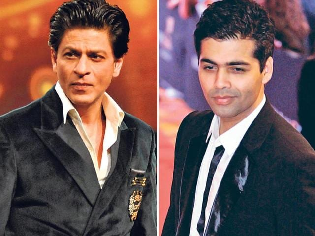 Shah Rukh Khan and Karan Johar are all set collaborate for a co-production.