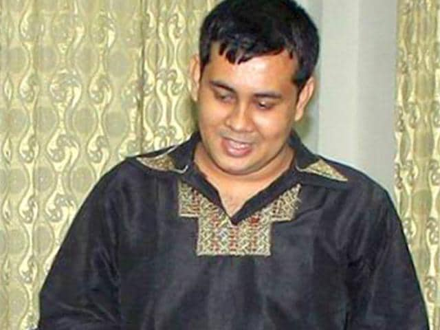 Blogger Niloy Neel was hacked to death in Dhaka. (Photo courtesy- Niloy Neel's Facebook page)