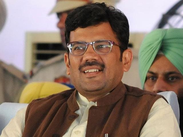 Punjab-BJP-chief-Kamal-Sharma-HT-Photo