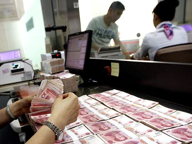 China devalues yuan