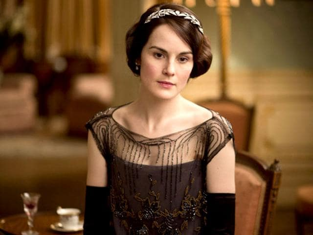Michelle Dockery is best known for her role as Lady Mary Crawley on the drama series Downton Abbey.