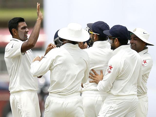 India vs Sri Lanka 2nd Test,Live scorecard,Colombo Test