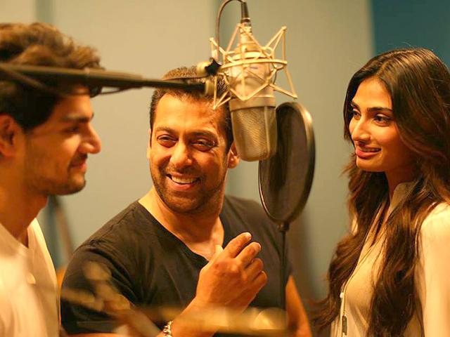 I can't sing to save my life: Salman Khan