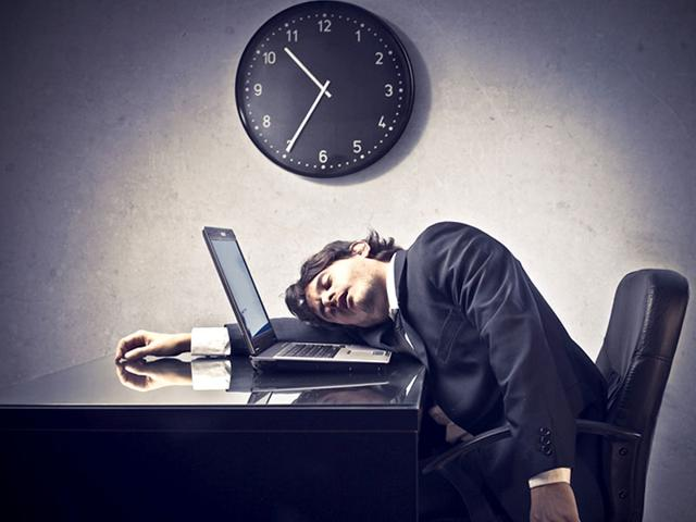 Exercise reduces the levels of the two proteins, resulting in reduced excessive sleepiness, according to new research. (Shutterstock)