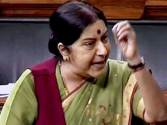 Sushma Swaraj,Rahul Gandhi,Ottavio Quattrocchi