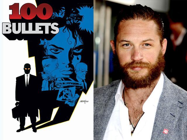Tom Hardy,Tom Hardy 100 Bullets,100 Bullets movie