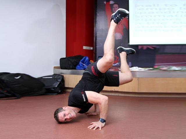 Metabolic Training,David Jack,squats