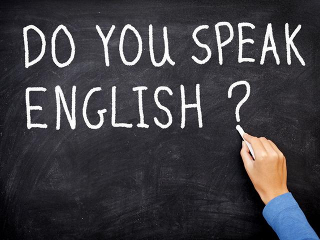 We should aggressively promote English in tune with the aspirations of millions of Indians