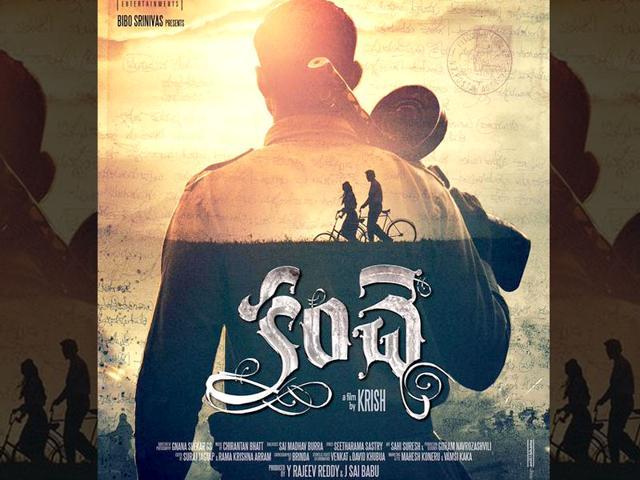 Director Krish' new Telugu film Kanche stars Varun Tej and Pragya Jaiswal. (IAmVarunTej/Twitter)