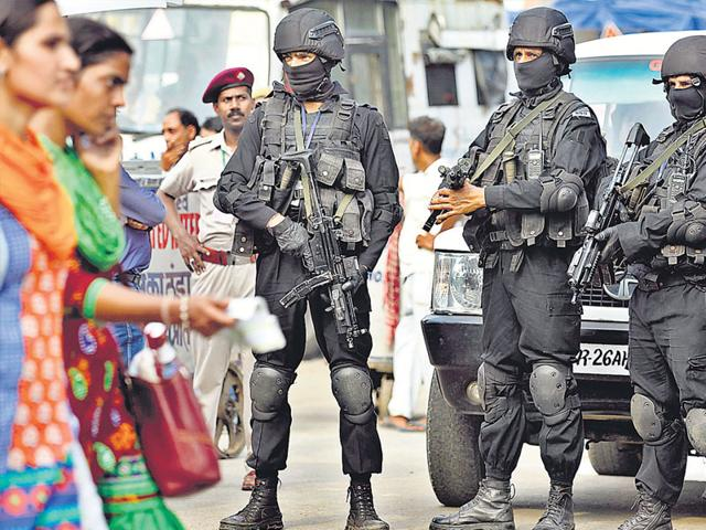 The Pathankot air base in Punjab wasn't mapped by the National Security Guard before being pressed into service on January 2 to neutralize six suspected terrorists
