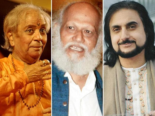 Pt Birju Maharaj, Jatin Das and Pt Bhajan Sopori have been asked to vacate government accommodations.