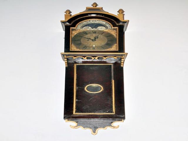 Viceroy's Lodge,Mother Dutch clock,British governors