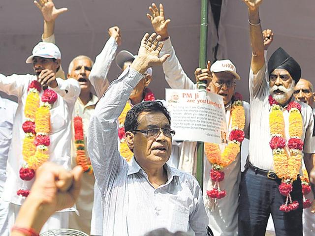 Govt's decision on OROP expected any time soon