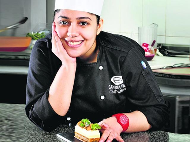 Being crowned The Pastry Queen of India is not enough for Mumbai-based chef Sanjana Patel. She has her eyes set on the world championship.