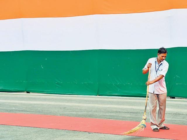 Prime Minister Narendra Modi,Independence Day speech,Swachch Bharat Abhiyan