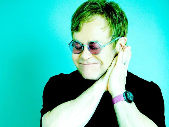 Candle in the Wind and Something About the Way You Look Tonight remain among some of Elton John's most popular songs. (EltonJohn/Facebook)