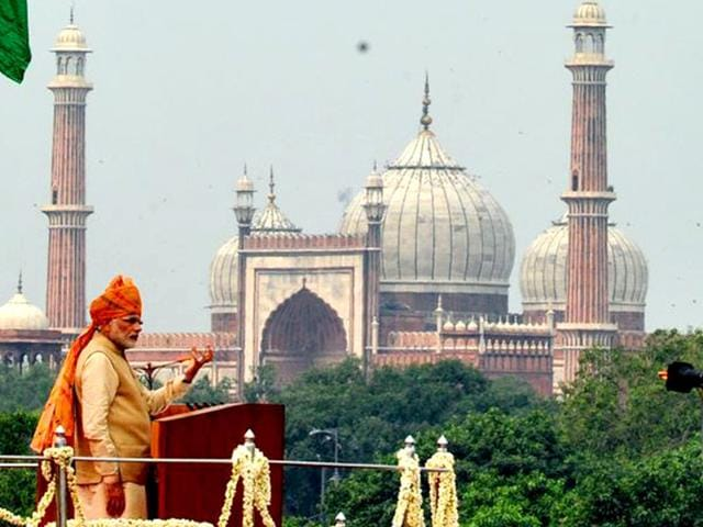 69th Independence Day,Narendra Modi Speech,Red Fort