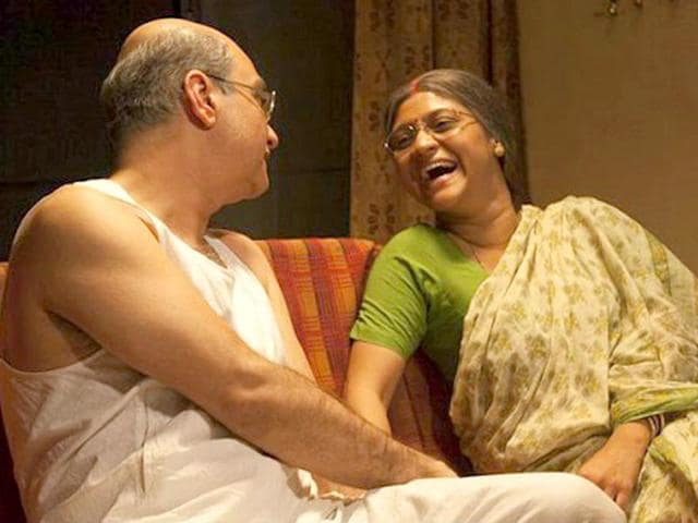 Gour Hari Dastaan,Gour Hari Dastaan review,Vinay Pathak
