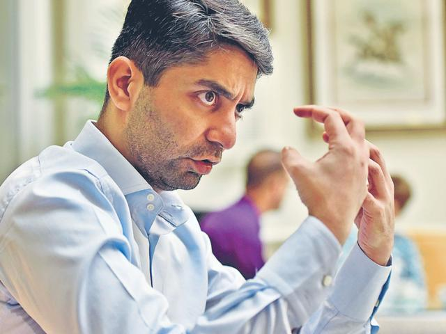 Abhinav Bindra says he shies away from media interactions as he 'does not have any achievements to talk about' (Vipin Kumar/ HT Photo)