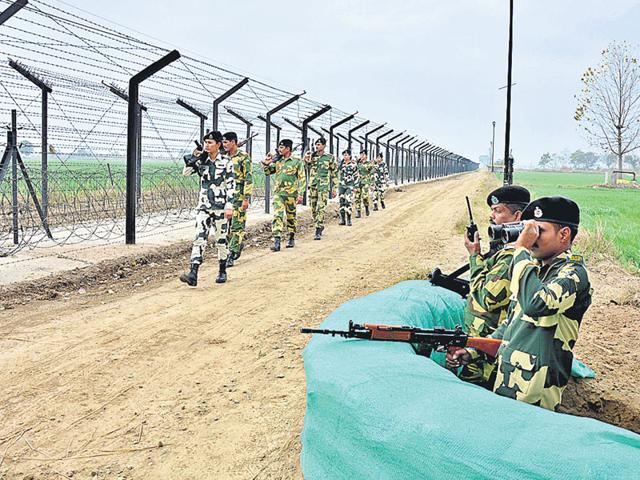 BSF,drugs,smuggling