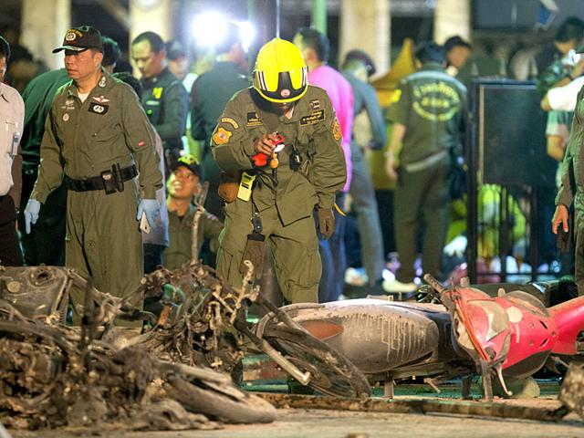Thailand,Explosion in Bangkok,Foreign tourists