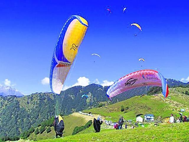 Bir Billing,Himachal,paragliding