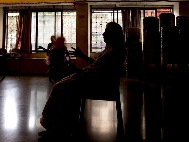 Senior citizens,Day care for senior citizens,dementia