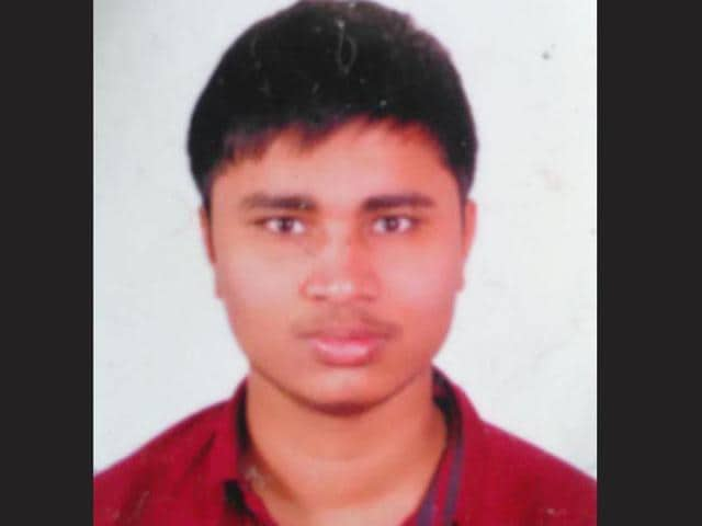 Haryana's Vipul Garg has topped the All India Pre-Medical Test entrance examination 2015, the results of which were declared on Monday. (HT photo)