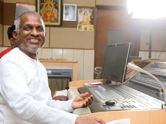 72-year old Ilaiyaraaja has over 5000 songs to his credit in a career spanning over three decades. (Ilaiyaraaja/Facebook)