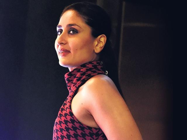 While shooting for an intense scene for her upcoming film, Kareena Kapoor Khan strained her vocal chords and, in the process, lost her voice for a few hours. (File)