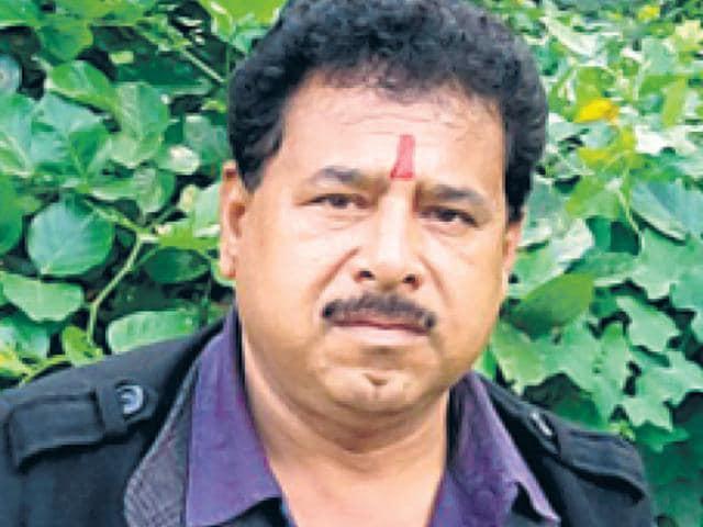 Lallu yadav,Lucknow criminal,Gangster turned actor