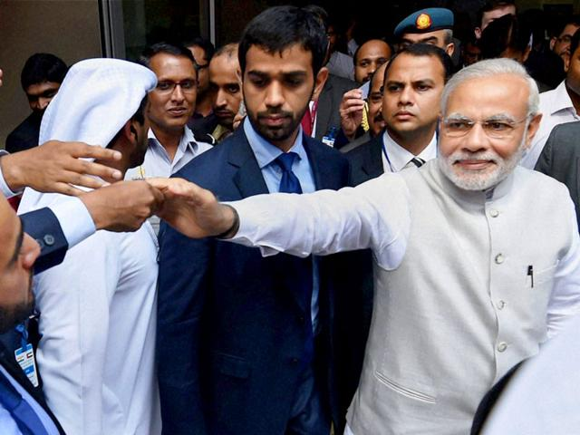 United Arab Emirates look to India as a new key partner