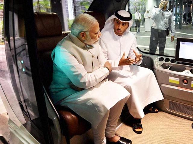 Modi in UAE,Foreign policy,Abu Dhabi