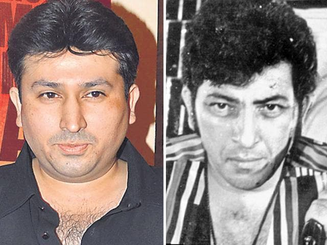 'Gabbar' Amjad Khan's son, Shadaab Khan (left), will write details about the legendary actor's personal as well as professional life.