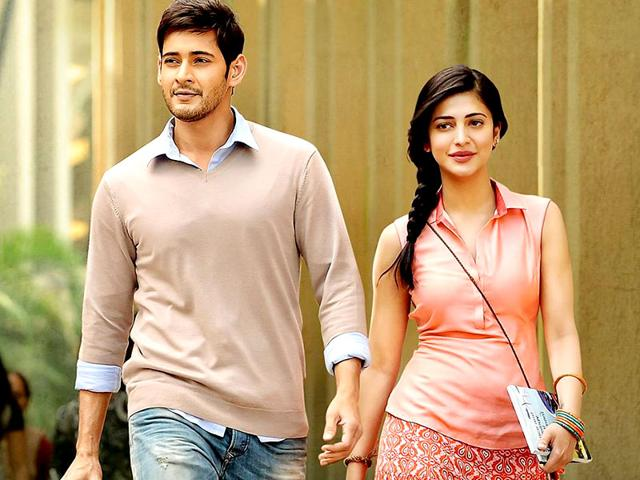 Srimanthudu stars Mahesh Babu and Shruti Haasan in lead roles. (SrimanthuduTheFilm/Facebook)