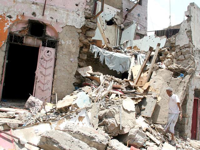 Yemen,Shiite Huthi rebels,Gulf air strikes