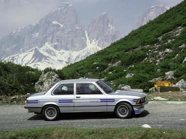 BMW Alpina B6 2.8 1978 : The car's 6-cylinder engine could output 222hp and accelerate from 0-100kph in 7.2 seconds when it launched in 1978 and Alpina kept improving on it right up until 1983. Despite its costing the equivalent of $21,000, Alpina sold over 500 in that time. Photo:AFP