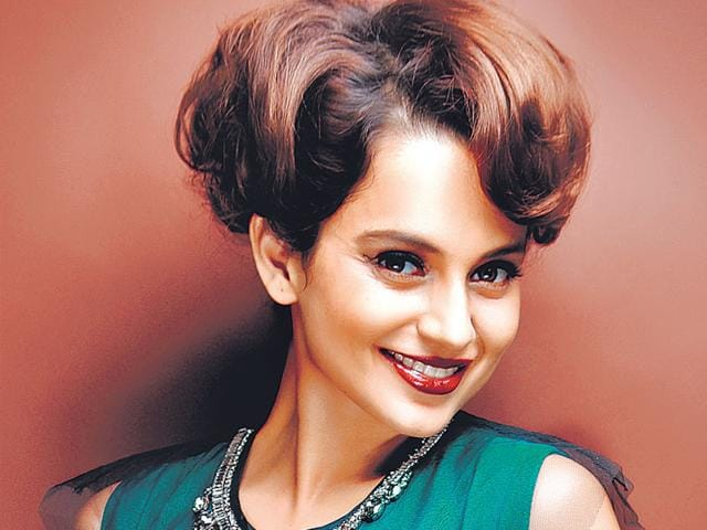 Kangana has signed seven endorsement deals since her last two releases. (File)