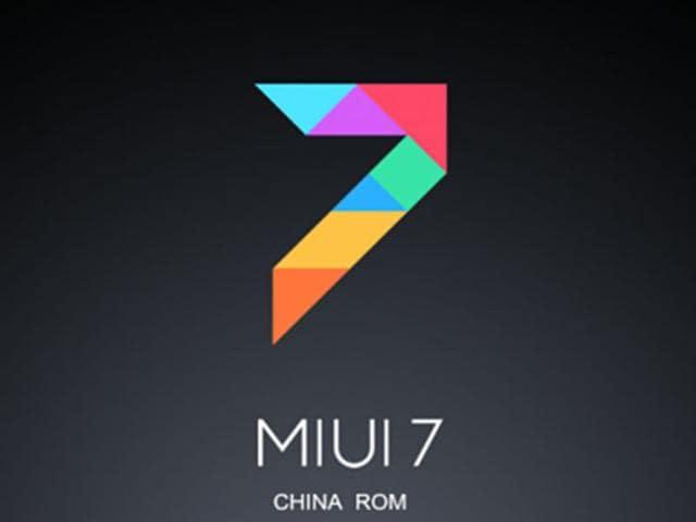 Xiaomi,MIUI 7,Google