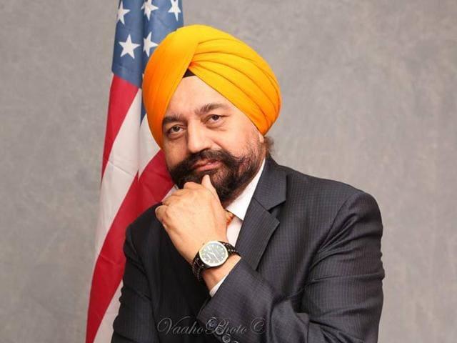 Satnam Singh Parhar. Photo courtesy: Official Facebook page