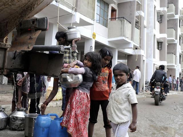 slum relocation in Indore
